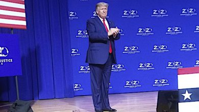 Photo of Trump Delivers 2019 Second Step Presidential Justice Forum Keynote at HBCU Benedict College
