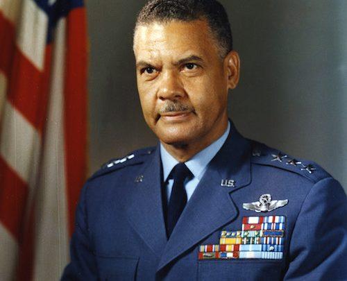 Benjamin O. Davis Sr. (Courtesy of Wikimedia Commons)