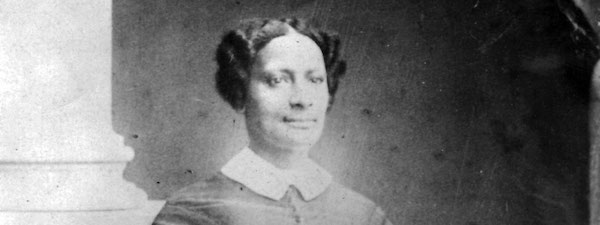 Sarah Parker Remond (Courtesy of massmoments.org)