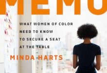 Photo of BOOK REVIEW: 'The Memo: What Women of Color Need to Know to Secure a Seat at the Table' by Minda Harts