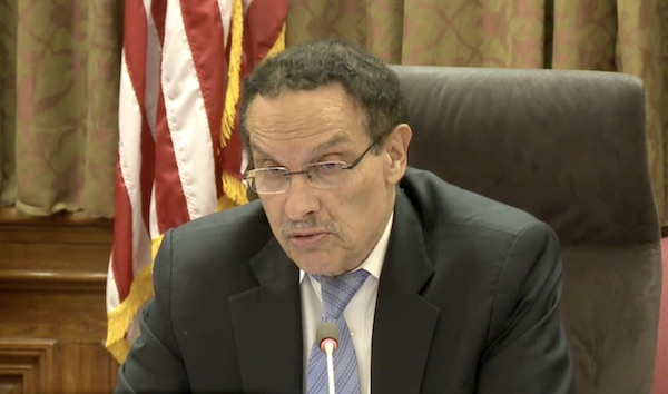 D.C. Council member Vincent Gray recently held a hearing on the United Medical Center. (WI file photo)