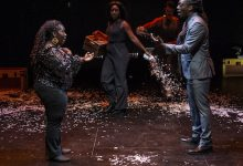 Photo of Provocative Play Deals with Racial Tension in U.S.