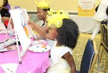 Photo of Mothers, Daughters Sip Tea, Talk Self-Love