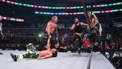 Photo of AEW Wins Over Fans During TV Debut in D.C.