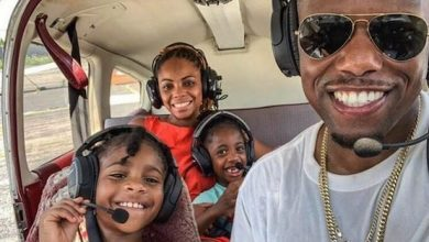 Photo of Black Pilot Flying with a Mission of Diversity