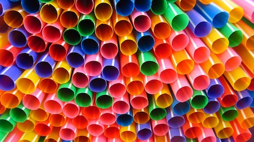 Food service and retail merchants may not be able to distribute plastic straws and stirrers in Prince George's County. (Courtesy of earth.com)