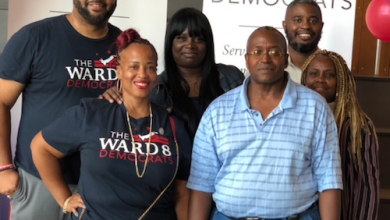 Photo of Ward 8 Democrats: New Leaders, Old Challenges