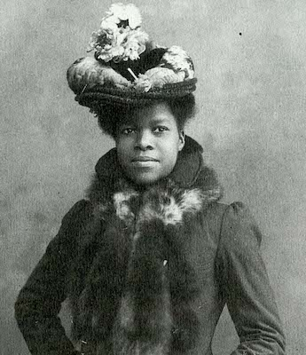 Nannie Burroughs, ca. 1900 (Courtesy of the Library of Congress)