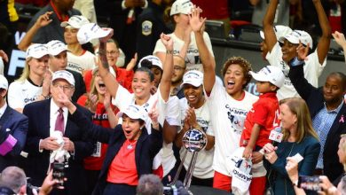 Photo of Champions at Last: Mystics Win Franchise's First WNBA Title