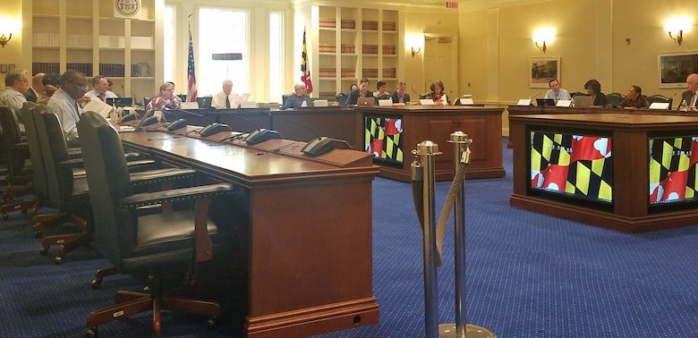 The Kirwan Commission Funding Formula work group recommended approvals to split the cost between state and local governments for funding public education over the next 10 years. (William J. Ford/The Washington Informer)