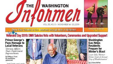Photo of 11-14-2019 Informer Edition