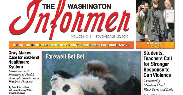 Photo of 11-21-2019 Informer Edition