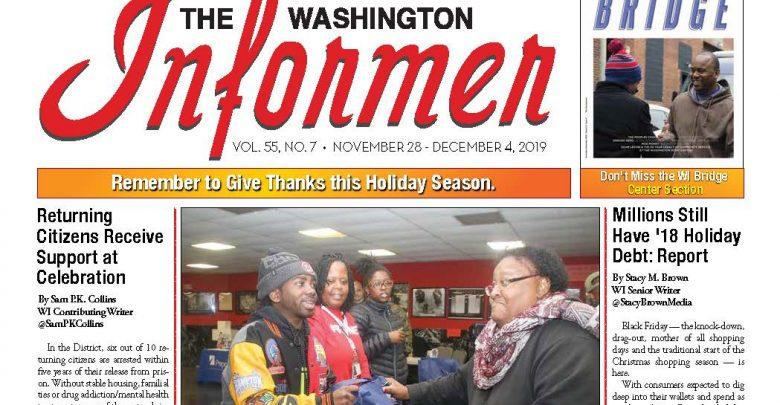 Photo of 11-28-2019 Informer Edition