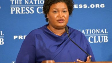 Photo of Stacey Abrams Would Consider VP Spot on 2020 Dem Ticket
