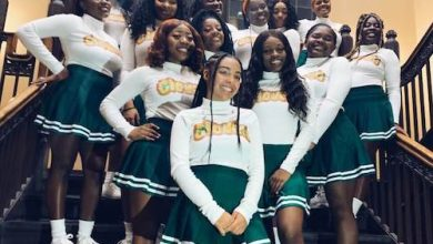 Photo of Howard U. Team Wins First Place at High Steppers' Competition