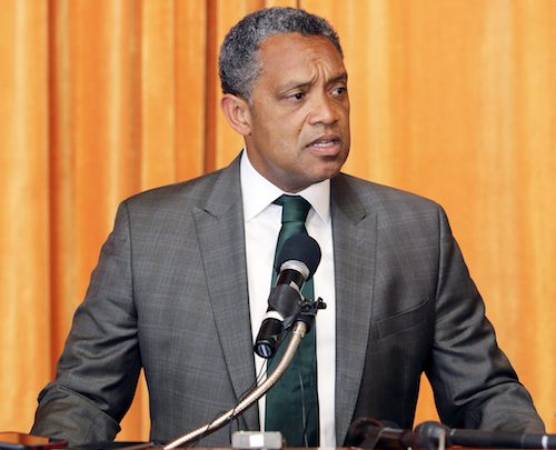 D.C. Attorney General Karl Racine (WI file photo)