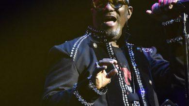 Photo of D. Floyd, King of the Go-Go Beat, Bids Fans 'Adieu'