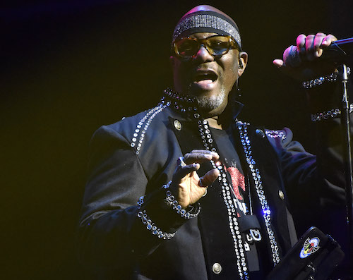 Go-go veteran D. Floyd, who performed with Rare Essence for 18 years, holds a grand retirement party at the Anthem in southwest D.C. on Nov. 26, featuring Stevie Wonder, Ledisi, Raheem DeVaughn and Doug E. Fresh. (Robert R. Roberts/The Washington Informer)