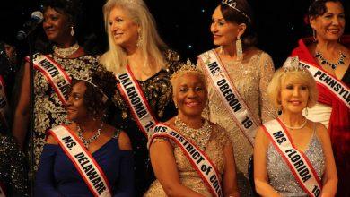 Photo of Ms. Senior America Pageant 2019