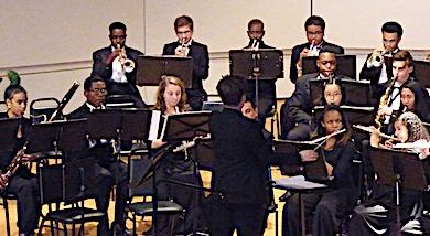 Photo of PRINCE GEORGE'S COUNTY EDUCATION BRIEFS: Roosevelt Band to Perform