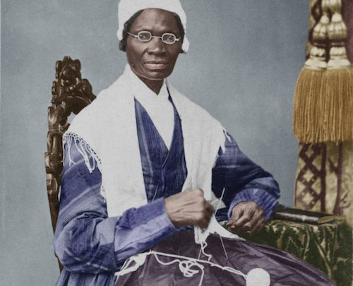 Sojourner Truth (Courtesy of National Women's History Museum)