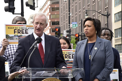 **FILE** Jack Evans represents Ward 2 on the D.C. Council. (Roy Lewis/The Washington Informer)