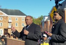 Photo of Rally, Faith Part of Black Caucus Initiatives