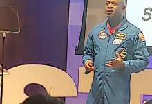 Former NASA astronautLeland Melvin is the only person drafted into the NFL to have flown in space.
