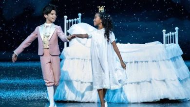 Photo of Ballerina, 11, Makes History as First Black 'Nutcracker' Dancer