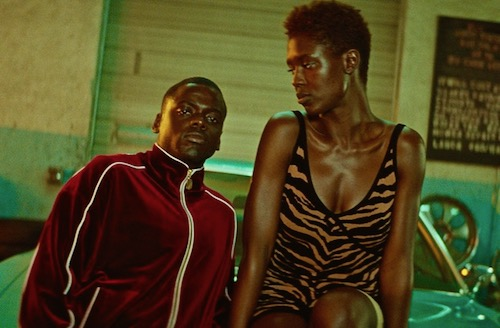 "Slim (Daniel Kaluuya) and Queen (Jodie Turner-Smith) in ""Queen & Slim,"" directed by Melina Matsoukas"