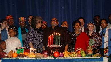 Photo of Group Demands Full Kwanzaa Exhibit in NMAAHC
