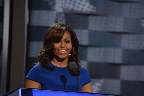 Former first lady Michelle Obama is a popular choice for keynote speaker at D.C. Democrats state convention next spring. (WI photo)