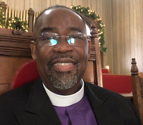 Bishop Harry Seawright (Courtesy photo)