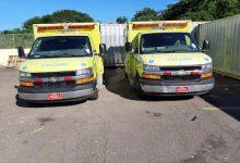 Photo of Canadian Firm Donates Ambulances to Dorian-Ravaged Grand Bahama