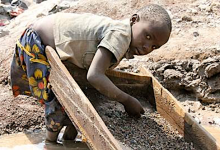 Photo of U.S. Tech Giants Linked to 'Cruel and Brutal Use of Children' in Congo Mines