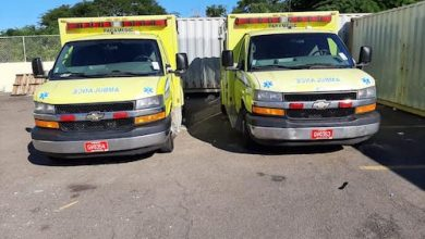 Photo of Canadian Firm Donates Ambulances to Dorian-Ravaged Grand Bahama