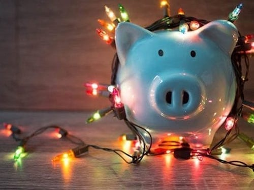 Sometimes the greatest barriers to holiday cheer come from financial stress. (Courtesy photo)