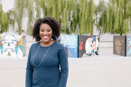 Christina Henderson wants to be the next at-large member of the D.C. Council. (Courtesy photo)