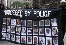 Photo of Police Killings a Leading Cause of Death of Black Men: Report