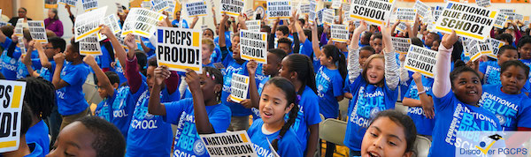 Under Schools CEO Monica Goldson's new budget proposal, a universal meals program at 45 community schools will serve free breakfast, lunch and dinner to approximately 31,360 students. (PGCPS photo)