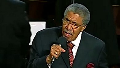 Photo of Gospel Legend Clay Evans Dead at 94