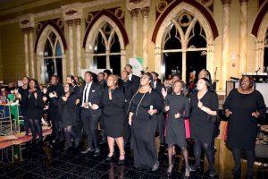 Bowie State Gospel Choir (Courtesy of Alicia Adams)