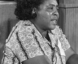 Photo of THE RELIGION CORNER: The Fannie Lou Hamer Story