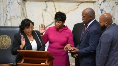 Photo of Md. Lawmakers Settle In for Three-Month Session