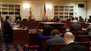 Senate's Education, Health and Environmental Affairs Committee holds a Jan. 14 briefing to hear policy and funding formula recommendations from Commission on Innovation and Excellence in Education. (William J. Ford/The Washington Informer)