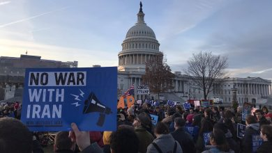 Photo of Opposition to Trump's Iran Campaign Swells