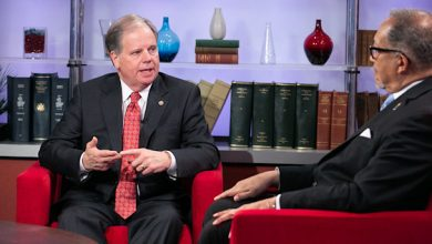 Photo of Sen. Doug Jones Emphasizes Importance of 2020 Black Voter Turnout in Exclusive Chat with NNPA President Benjamin F. Chavis