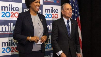 Photo of Bowser Endorses Bloomberg for President