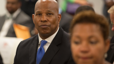 Photo of D.C. Mourns Death of City Administrator Todd Lee
