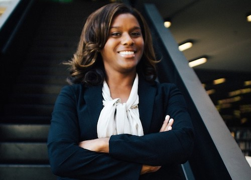 Carlene Reid is a candidate for the Ward 8 position on the D.C. State Board of Education. (Courtesy photo)
